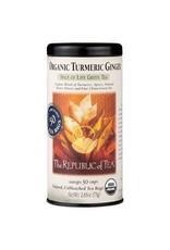 Republic of Tea ORGANIC TURMERIC GINGER TEA