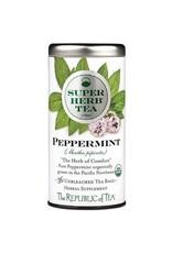 Republic of Tea SUPERHERB PEPPERMINT TEA