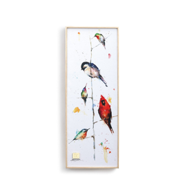 Demdaco BIRDS ON BRANCH WALL ART
