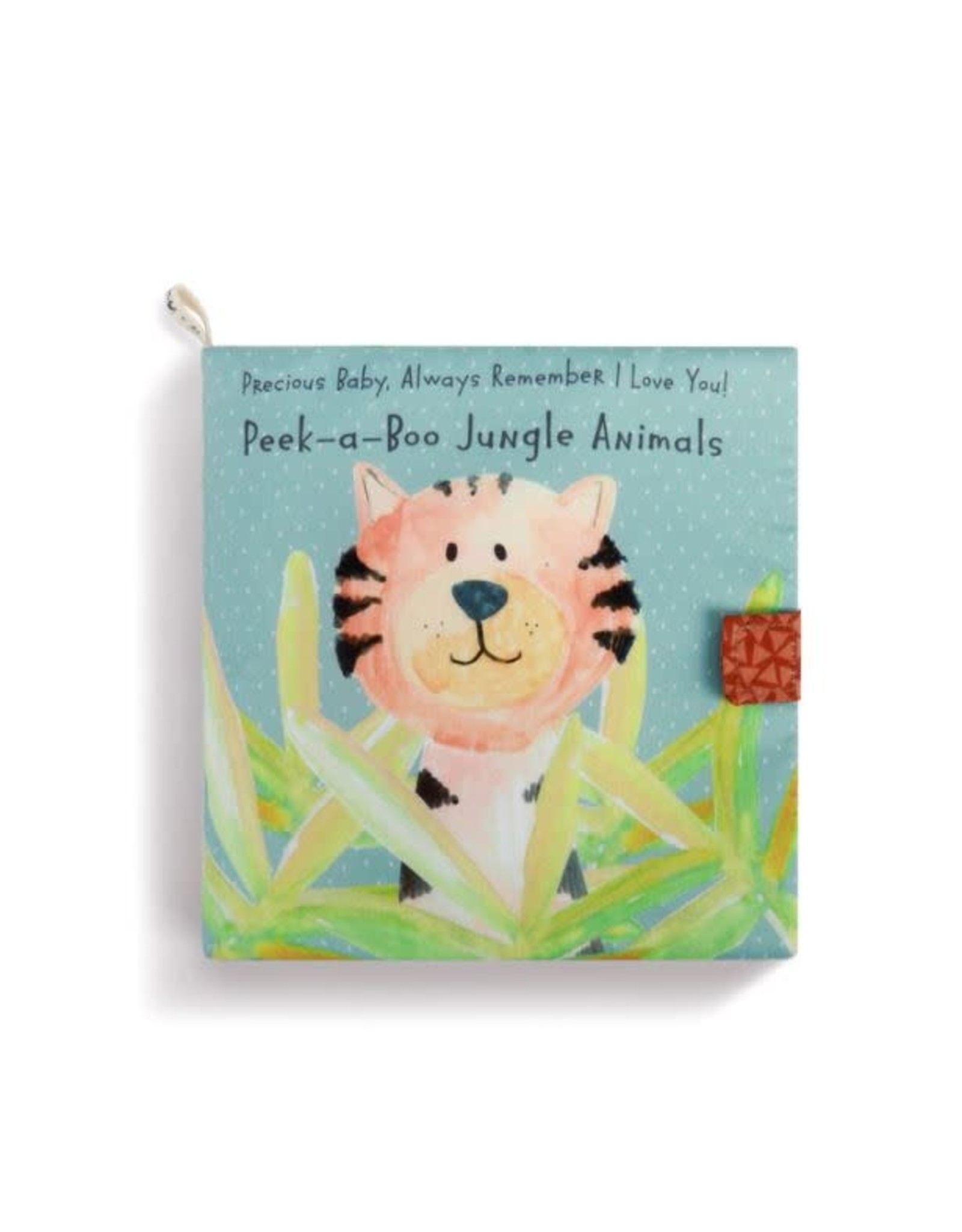 Demdaco JUNGLE SOFT ACITIVITY BOOK