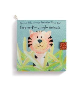 Demdaco BOOK ACTIVITY SOFT JUNGLE