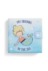 Demdaco BOOK SOFT FRIENDS N SEA