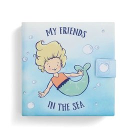 Demdaco BOOK SOFT FRIENDS N SEA