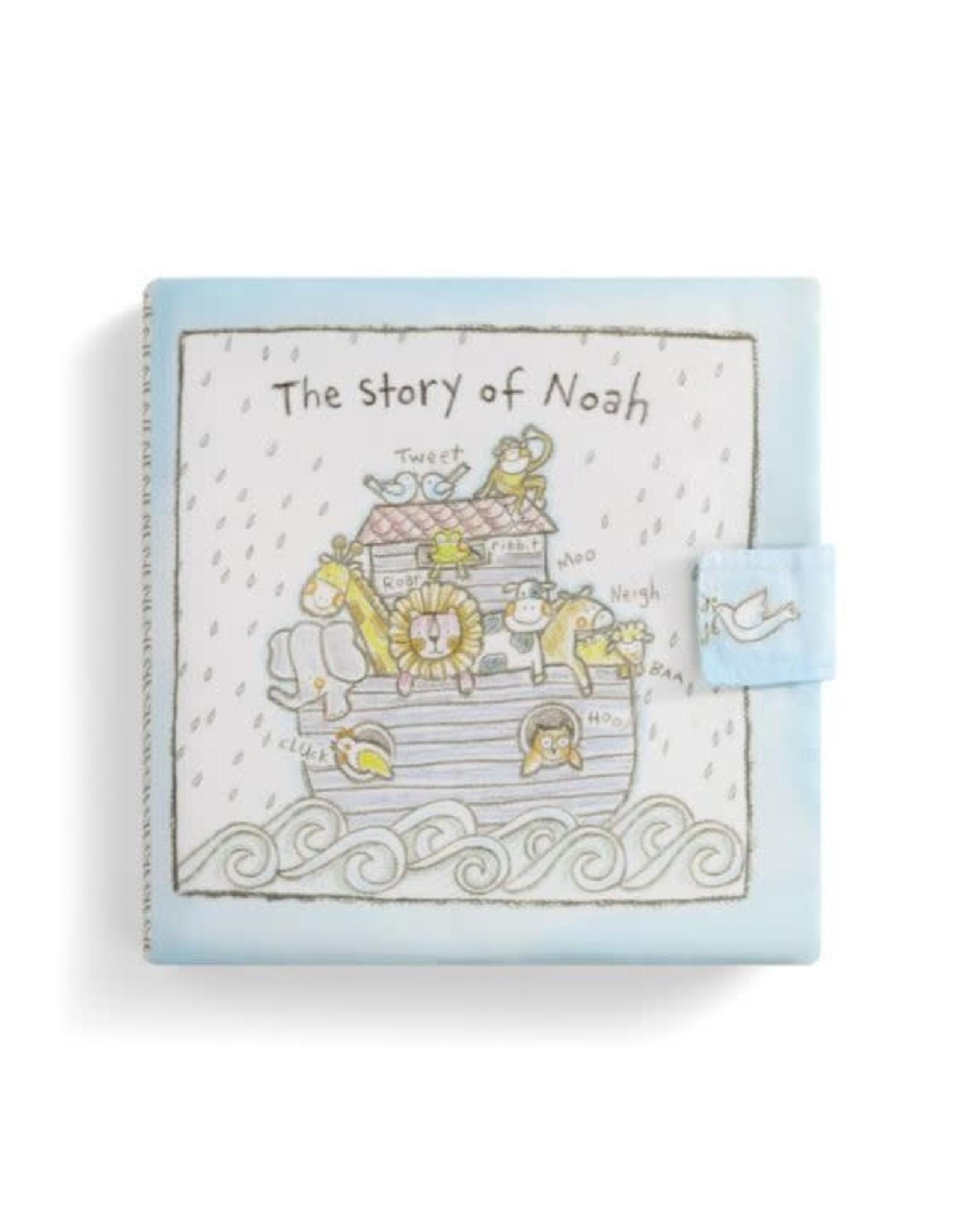 Demdaco BOOK SOFT STORY OF NOAH
