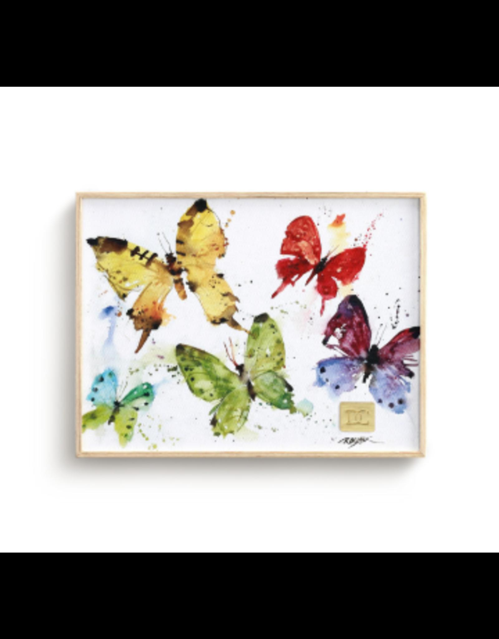 Demdaco FLOCK OF BUTTERFLIES WALL ART