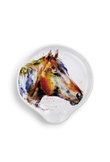 Demdaco GOOD LOOKING HORSE SPOON REST
