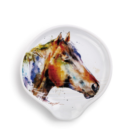 Demdaco GOOD LOOKING HORSE SPOON REST