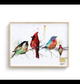 Demdaco LITTLE BIRDS WALL ART