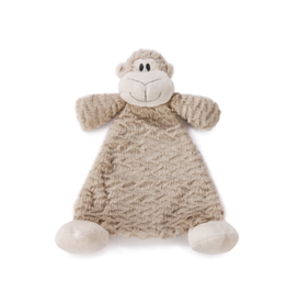 Demdaco MEEKIE MONKEY RATTLE BLANKET