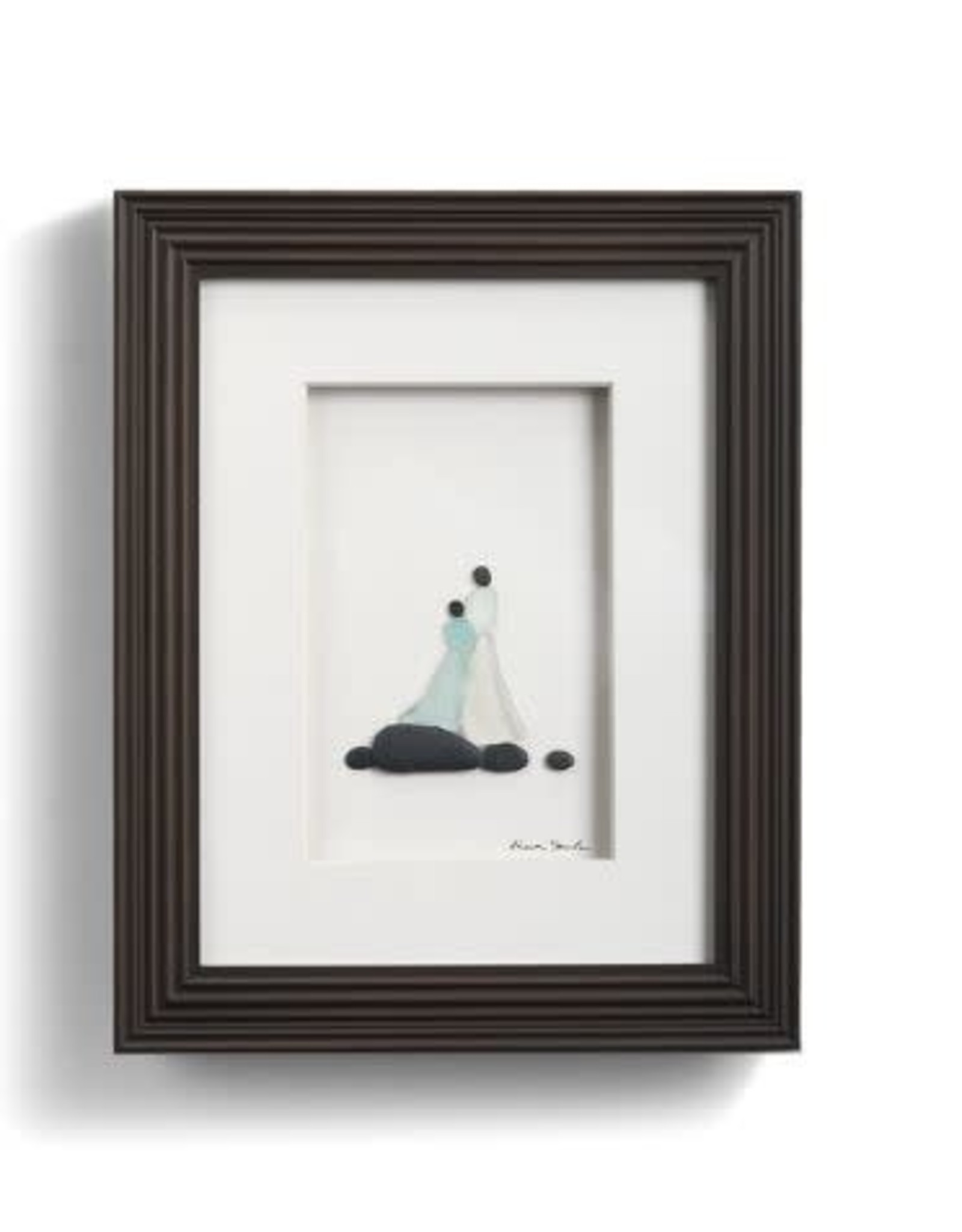 Demdaco SIDE BY SIDE WALL ART