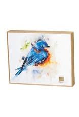 Demdaco SPRINGTIME BLUEBIRD WALL ART