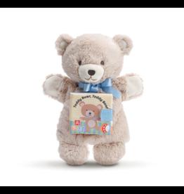 Demdaco TEDDY BEAR PUPPET BOOK