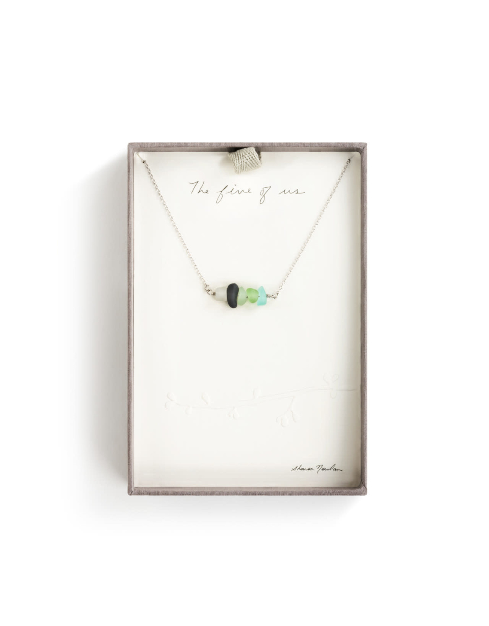 Demdaco THE FIVE OF US NECKLACE