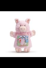 Demdaco THIS LITTLE PIGGY PUPPET BOOK