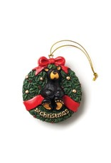 Demdaco 1ST CHRISTMAS BEAR ORNAMENT