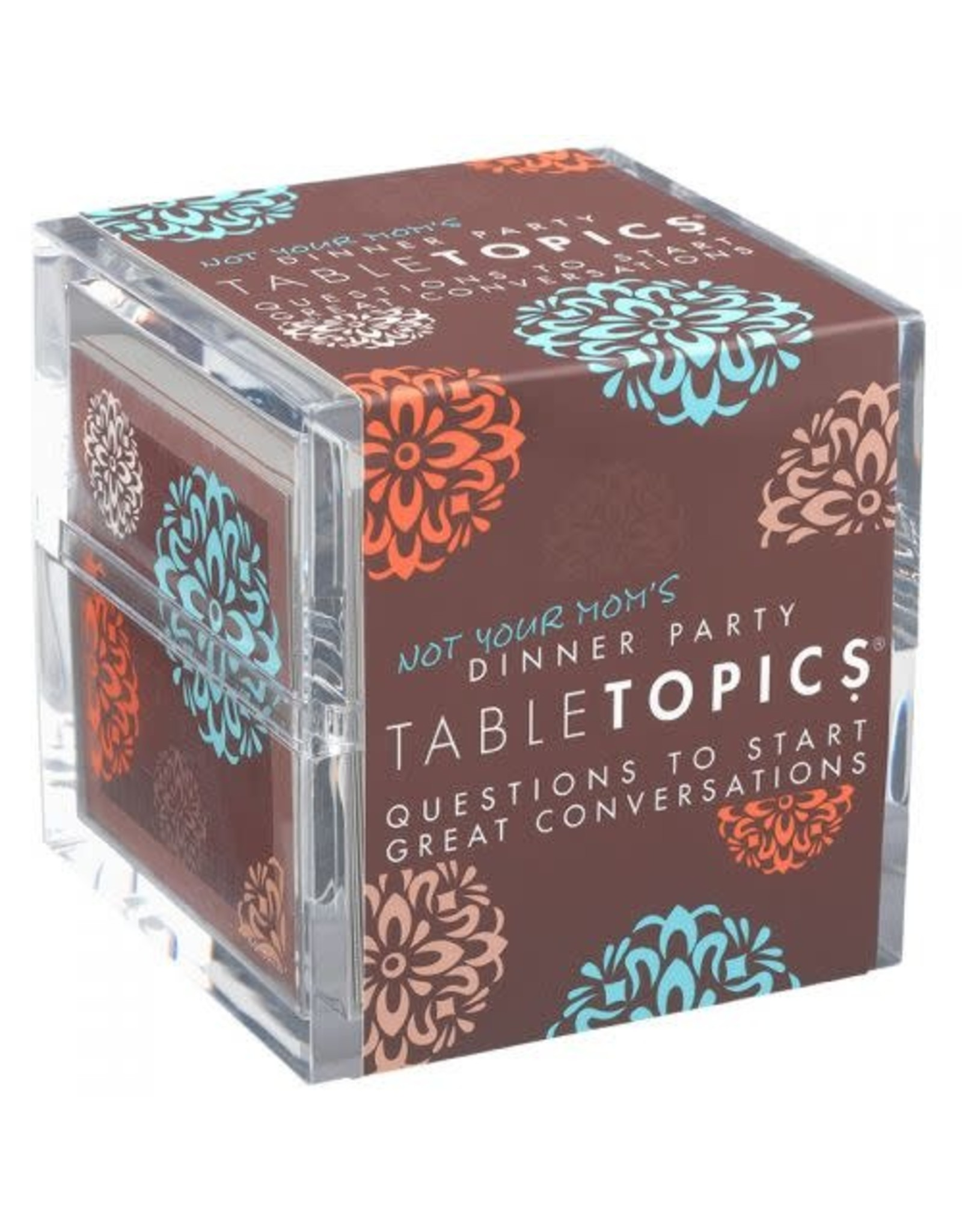 Tabletopics NOT YOUR MOM'S DINNER PARTY