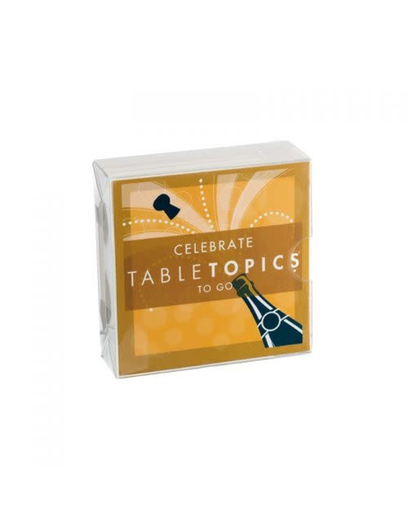 Tabletopics CELEBRATE TO GO TABLE TOPICS