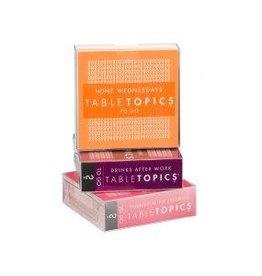 Tabletopics FRIENDS TRIO TABLE TOPICS