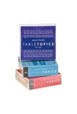 Tabletopics KIDS TRIO TABLE TOPICS