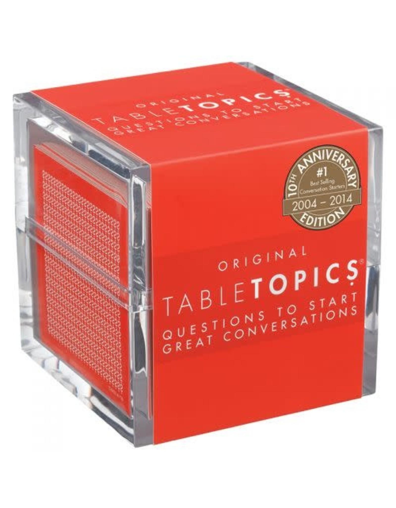 Tabletopics ORIGINAL TABLE TOPICS