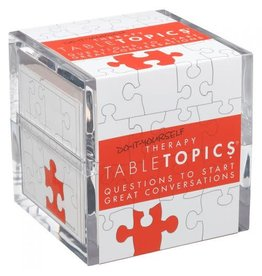 Tabletopics DO IT YOURSELF THERAPY TABLE TOPICS