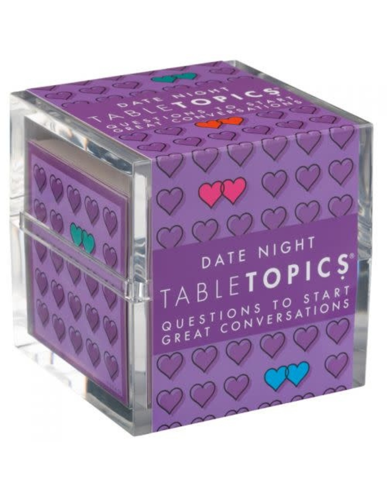 Tabletopics DATE NIGHT TABLE TOPICS
