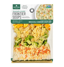 Frontier Soups BROCCOLI CHEDDAR SOUP MIX