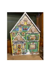 Byers Choice VICTORIAN HOUSE ADVENT CALENDAR