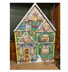 Byers Choice VICTORIAN HOUSE ADVENT CALENDAR