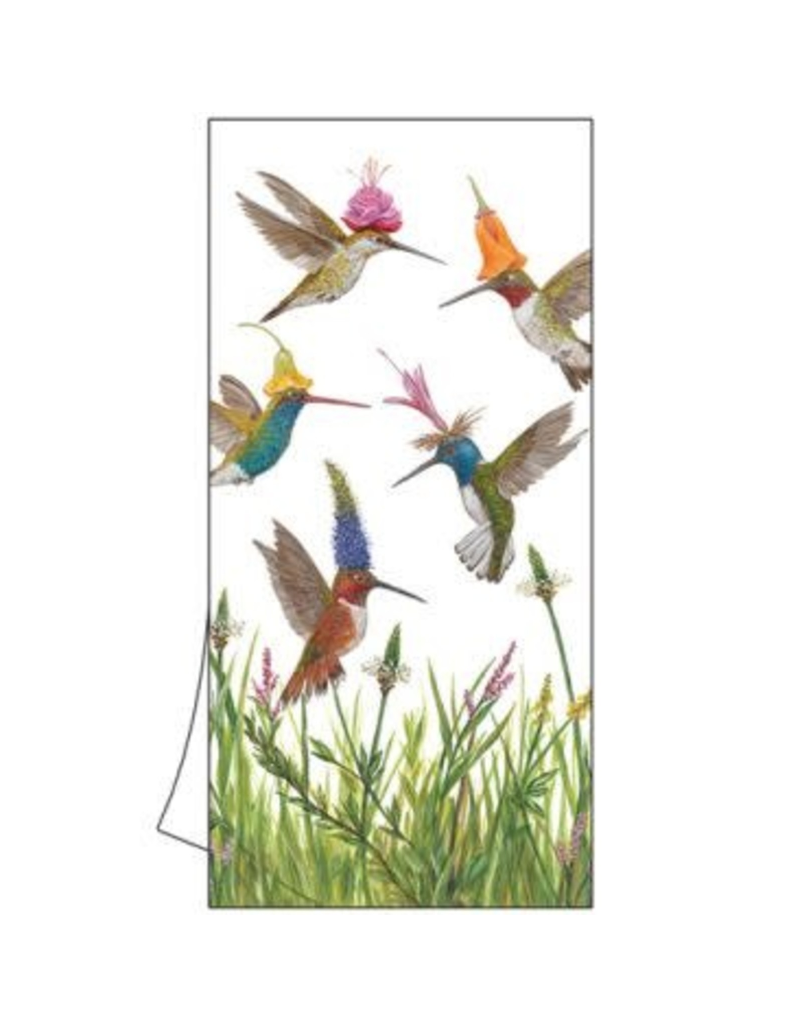 Paper Products Designs MEADOW BUZZ KITCHEN TOWEL