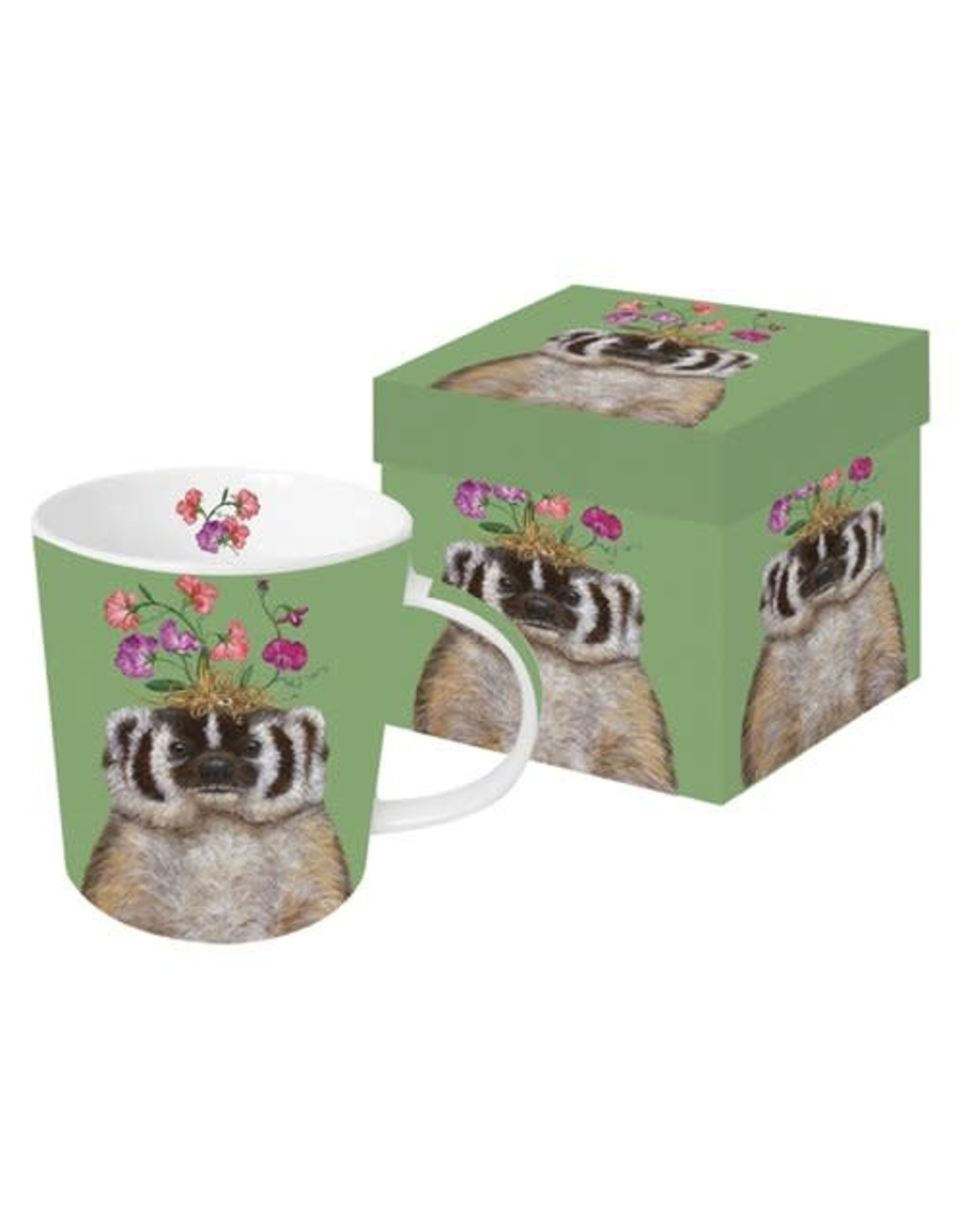 Paper Products Designs SWEET PEA MUG IN A BOX