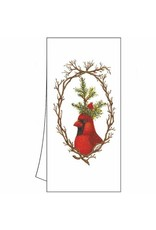 Paper Products Designs HOLIDAY PARTY KITCHEN TOWEL