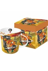 Paper Products Designs NOAH'S HARVEST MUG IN GIFT BOX