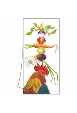 Paper Products Designs HOMER THE ROOSTER KITCHEN TOWEL