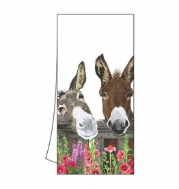Paper Products Designs PEANUT BUTTER & JELLY KITCHEN TOWEL