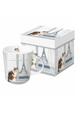 Paper Products Designs MADELEINE A PARIS MUG IN GIFT BOX