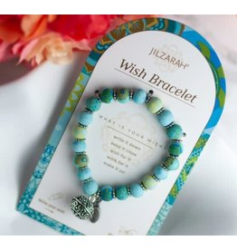 Jilzarah WISH BRACELET BLUE