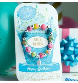 Jilzarah BIRTHDAY YOUTH BRACELET