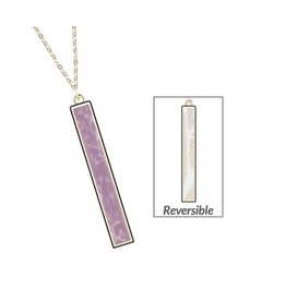 Jilzarah VERTICAL BAR NECKLACE