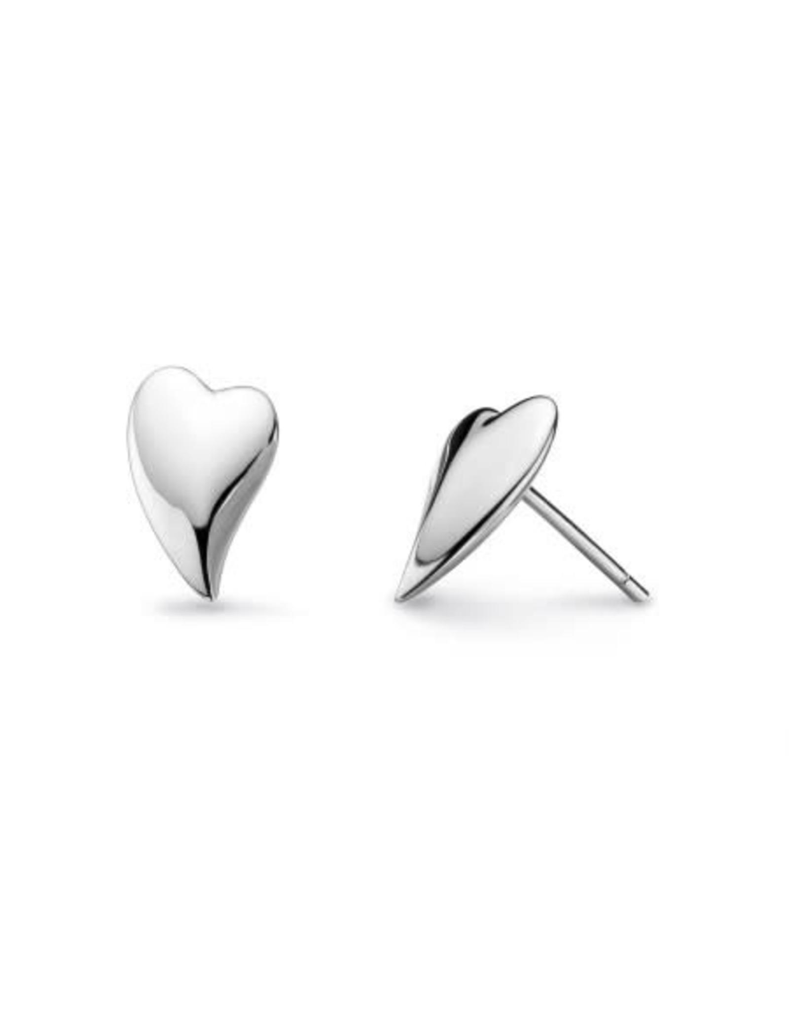 Kit Heath LUST HEART STUD EARRING