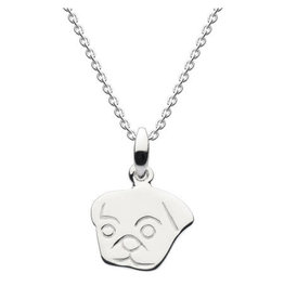 Kit Heath PUG NECKLACE
