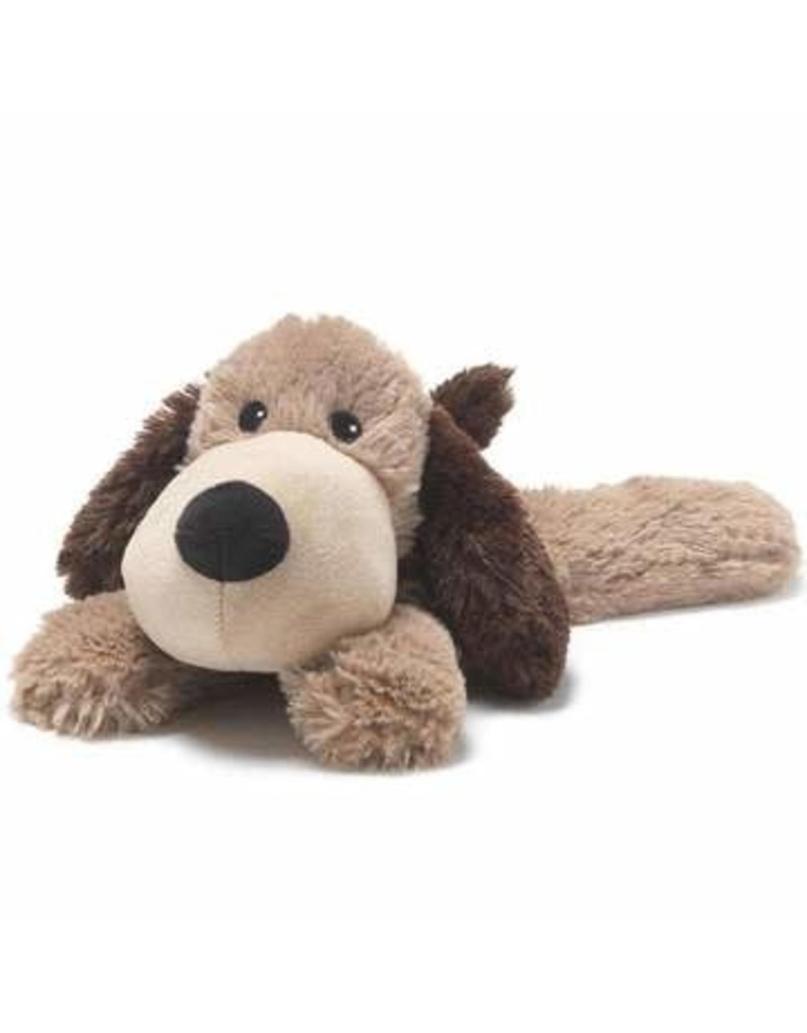 Intelex USA / Warmies BROWN DOG LAYING DOWN  WARMIE