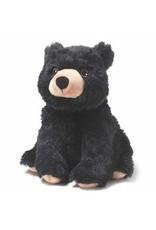 Intelex USA / Warmies BLACK BEAR WARMIE