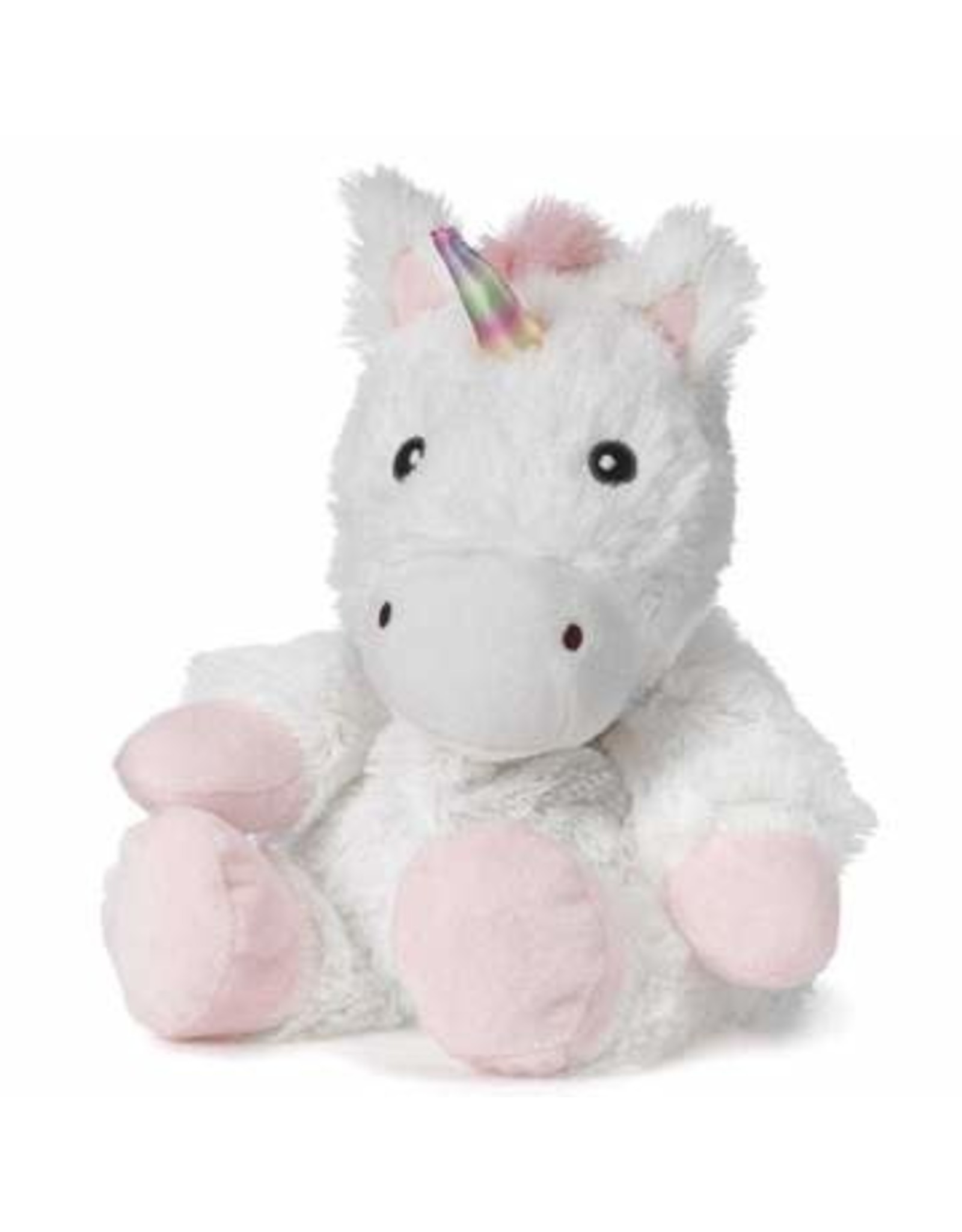 Intelex USA / Warmies WHITE UNICORN WARMIE