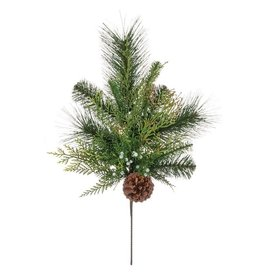 Sullivans MIXED PINE SPRAY 19""