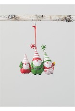 Sullivans GNOME TRIO ORNAMENT