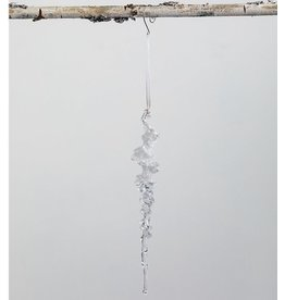 """Sullivans ICED ICICLE ORNAMENT 10"""""""