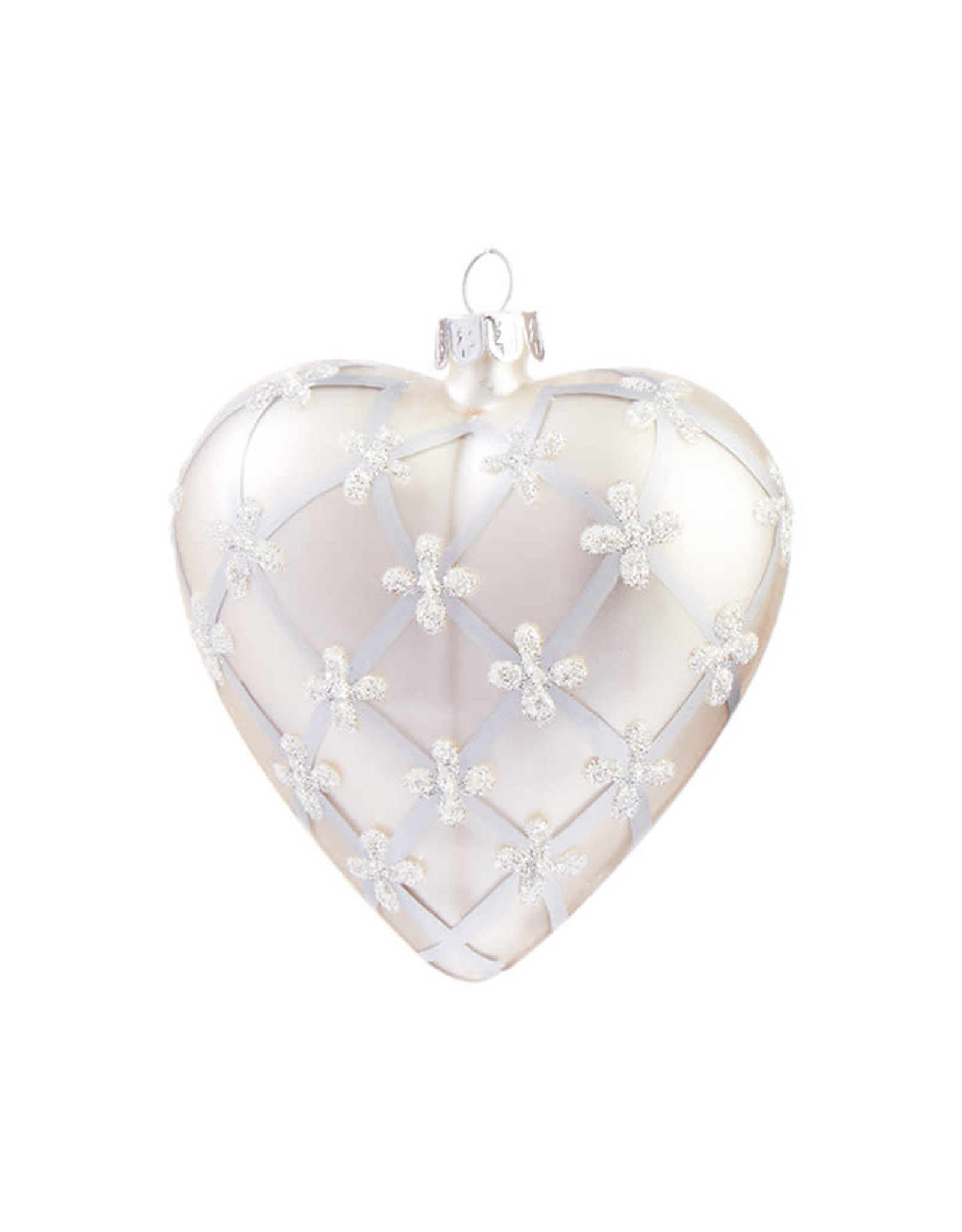 Raz Imports HEART ORNAMENT