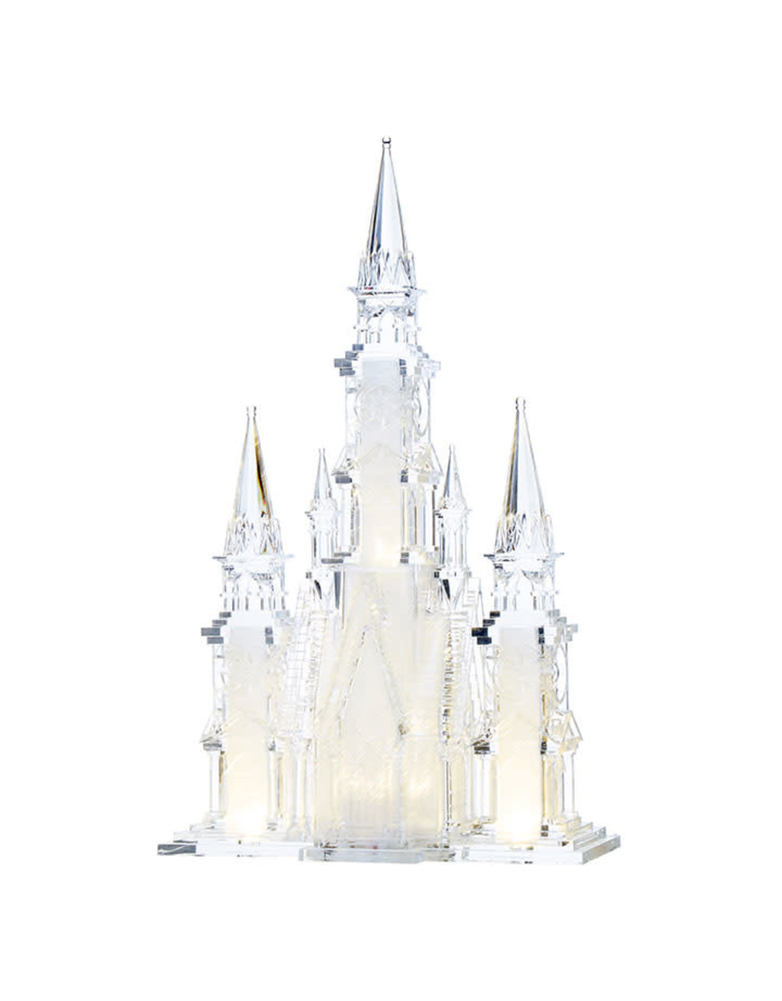 Raz Imports LIGHTED CHURCH 17""