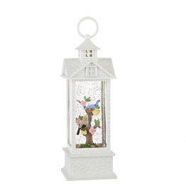 Raz Imports BIRDS IN LIGHTED WATER GAZEBO